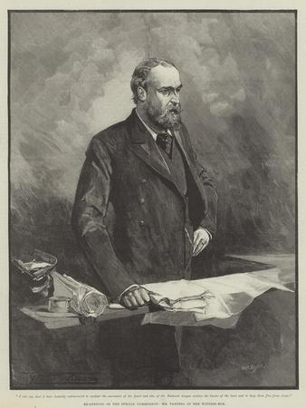 Re-Opening of the Special Commission, Mr Parnell in the Witness-Box