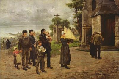 Ex-Voto, 1880