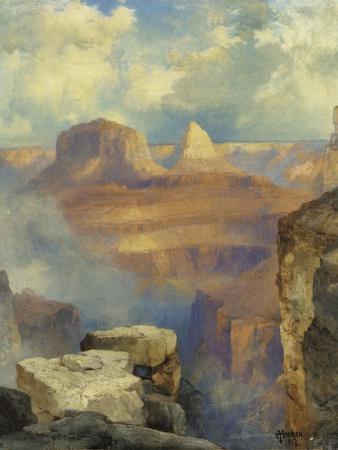 Grand Canyon, 1916
