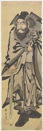 Shoki the Demon Queller, C. 1840