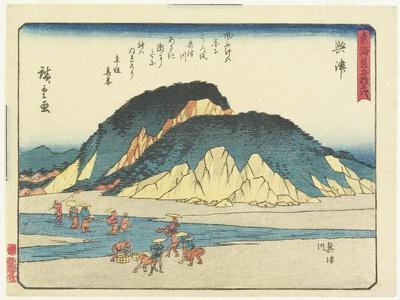Okitsu, 1837-1844
