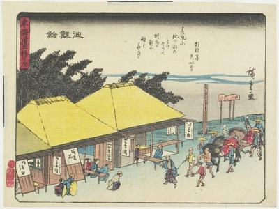 Chiryu, 1837-1844