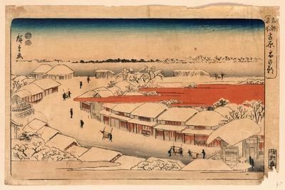 Yoshiwara Yuki No Asa