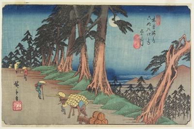 No. 26 Mochizuki, 1830-1844