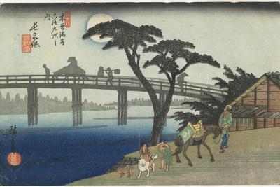 No. 28: Nagakubo, 1836-1838