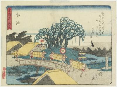 Goyu, 1837-1844