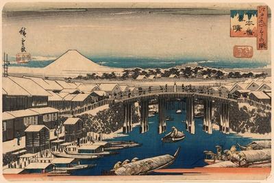 Nihonbashi Yukibare