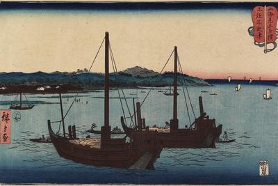 Kisarazu in Kazusa Province, July 1858