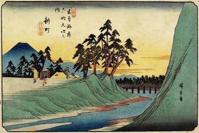 No.12 Shinmachi, 1830-1844