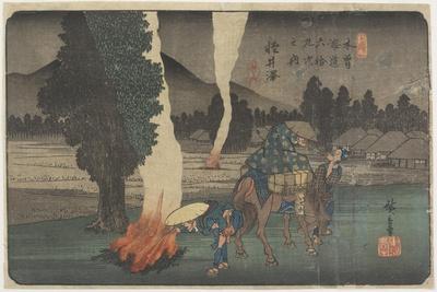No.19 Karuizawa, 1830-1844