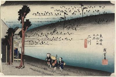 Sarugababa Plateau, Futakawa, C. 1833