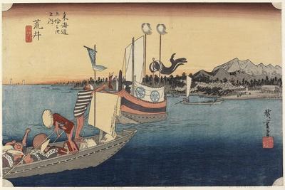 Ferryboats, Arai, C. 1833