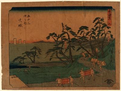 Otsuka Ando Hiroshige