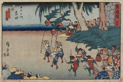 No.35 Yoshida, 1847-1852