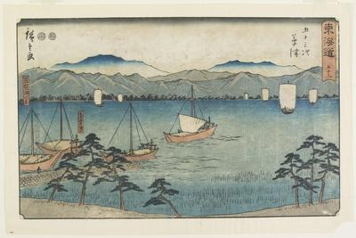 No.53 Kusatsu, 1847-1852