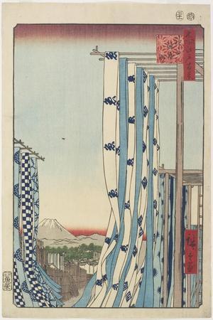 Dyers' Street, Kanda, November 1857