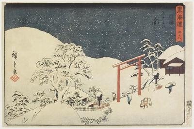 No. 48: Seki, 1847-1852