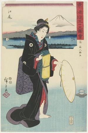 No.19: Ejiri, 1847-1852