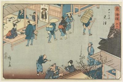 No.54 O Tsu, 1847-1852