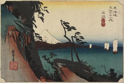 View of Arai, C. 1830-1844