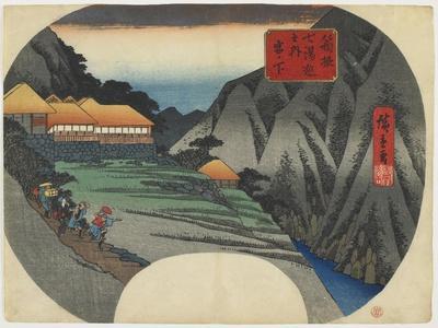 Miyanoshita, 1834-1839