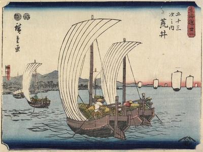 No.31 Arai, 1847-1852