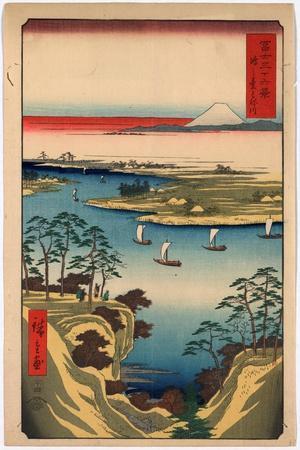 Konodai Tonegawa Ando 1797-1858