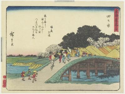 Yokkaichi, 1837-1844