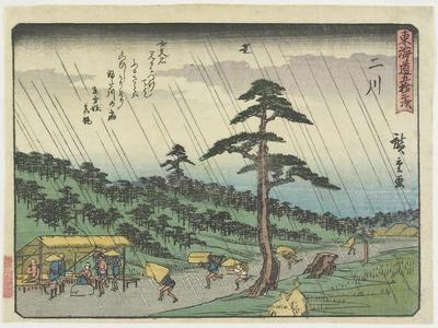 Futakawa, 1837-1844