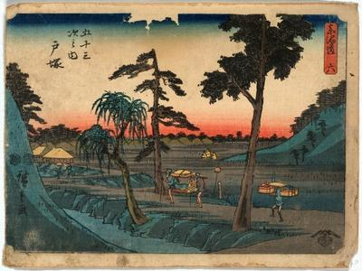 Totsuka Ando Hiroshige