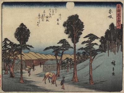 Akasaka, 1837-1844