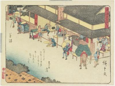 Kusatsu, 1837-1844