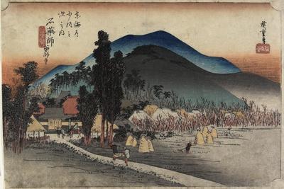 Ishiyakushi Temple, Ishiyakushi, C. 1833