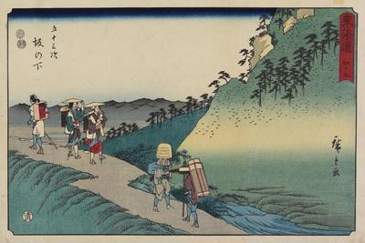 No.49 Sakanoshita, 1847-1852