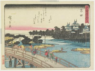 Yoshida, 1837-1844