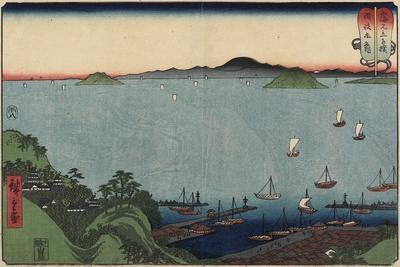 Marugame in Sanuki Province, August 1858