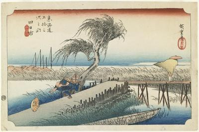 Yokkaichi--Mie River, C.1833