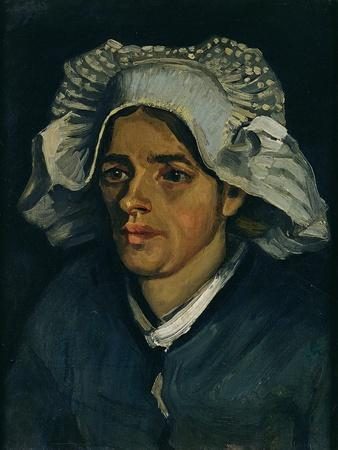 Head of a Peasant Woman, 1885