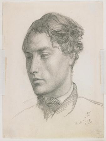 Portrait of a Young Man, 1860