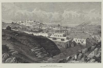 Baku, on the Caspian
