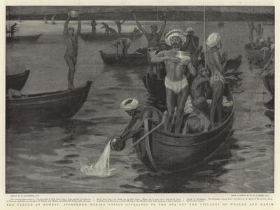 The Plague at Bombay