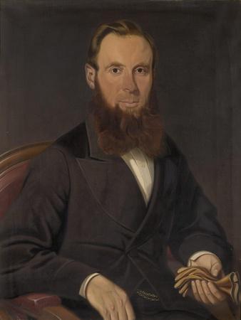 Portrait of a Man, 1873