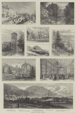 Rambling Sketches, Malvern