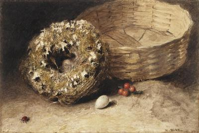 Still-Life with Basket