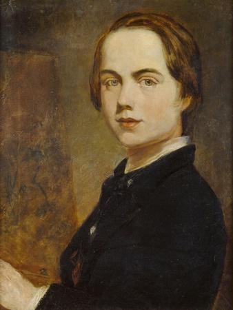 Self-Portrait at the Age of 14, 1841