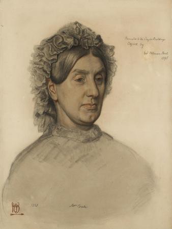 Mrs Thomas Combe (1806-1893