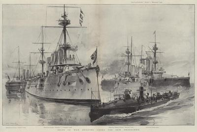 Ships of War Building under the New Programme