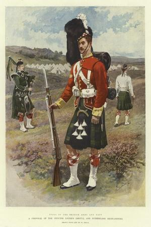 A Corporal of the Princess Louise'S, Argyll and Sutherland Highlanders