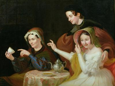 Dregs in the Cup, 1838