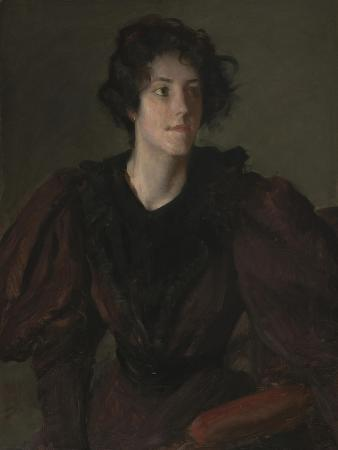 Study of a Young Woman, C.1880-85